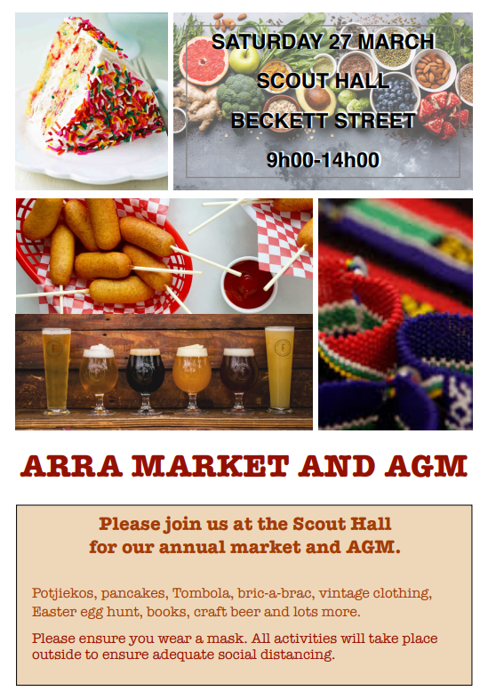 ARRA morning market